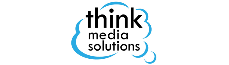 Think Media Solutions Logo & Business Cards