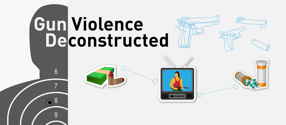 Gun Violence in America Infographic
