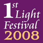 1st Light Festival Brookline logo