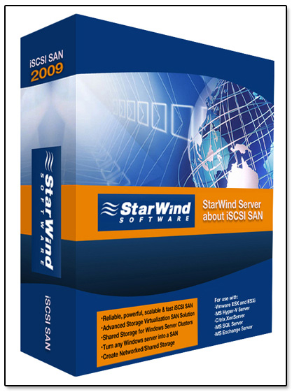 StarWind Software Software Packaging