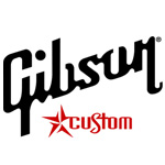Gibson Guitars Custom Shop Logo