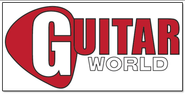 Guitar World Redesigned Masthead