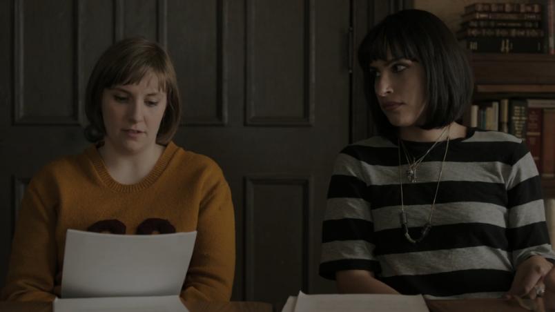 Girls S04E02 - Triggering