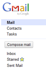 Gmail Compose button