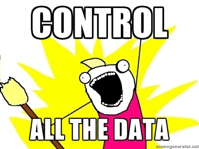Google Control All The Data