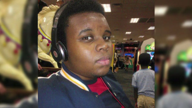 Photo of Michael Brown circulated on CNN