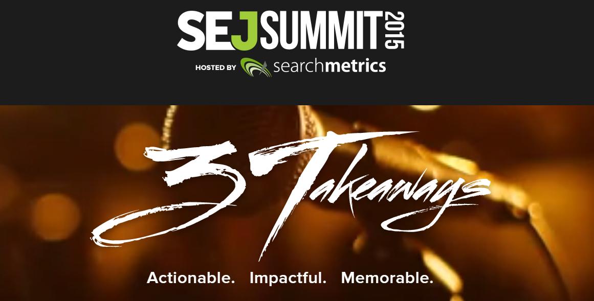 SEJ Summit NYC 2015