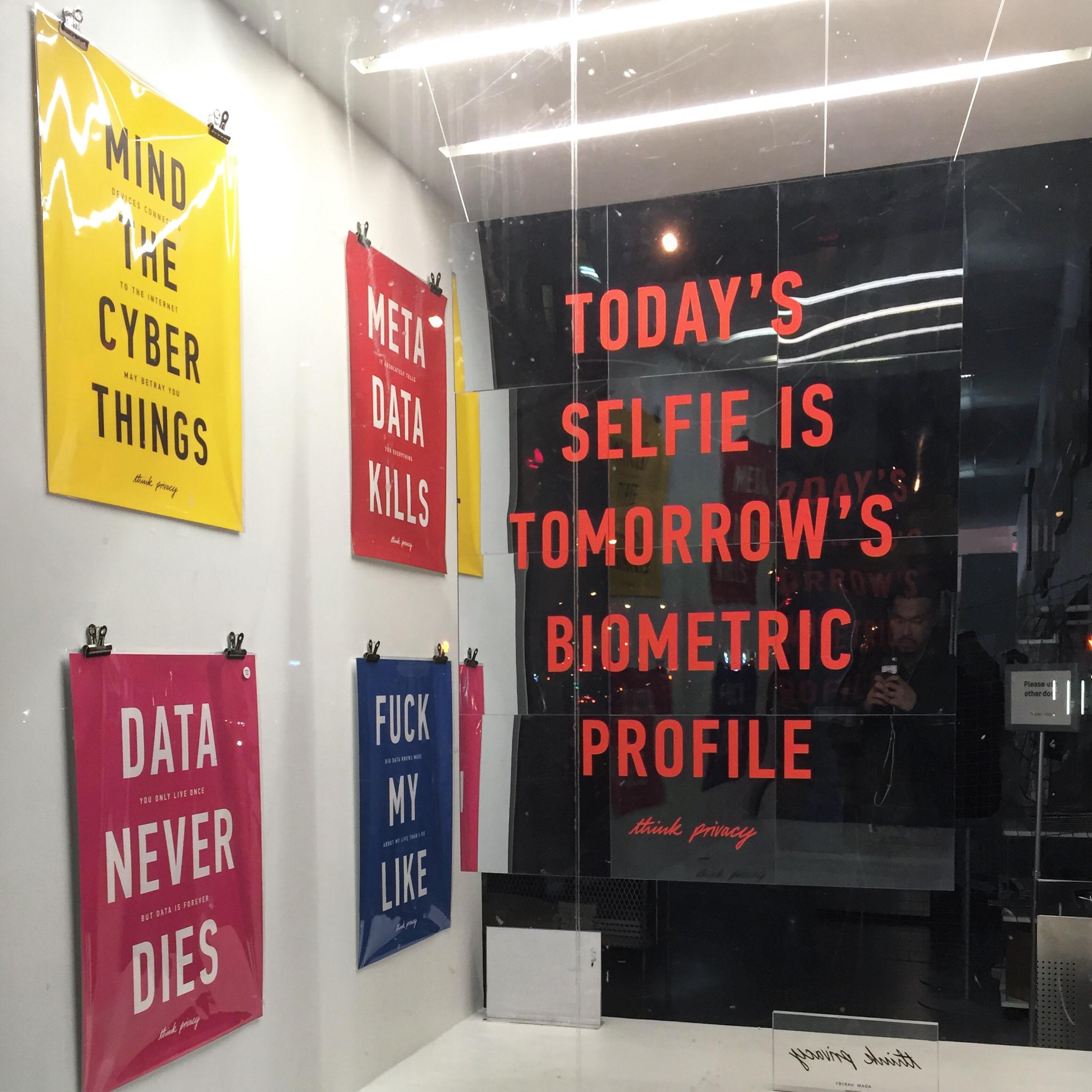 Today's Selfie is Tomorrow's Biometric Profile