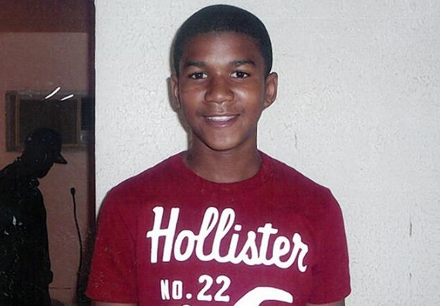 The most commonly shown Trayvon Martin Photo in the news